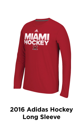 2016 Adidas Hockey Long Sleeve