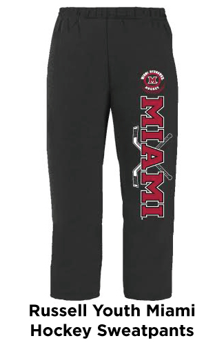 Russell Youth Miami Hockey Sweatpants