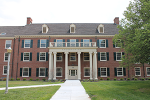 South Quad Campus Services Center Campus Services