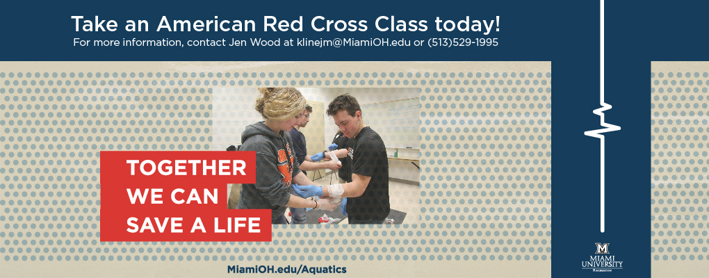 join a red cross class today