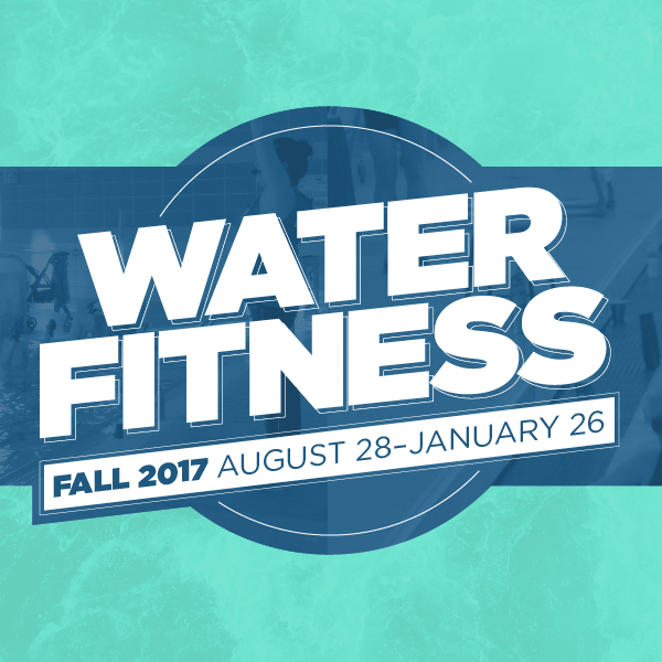 Get a great workout in the water today!