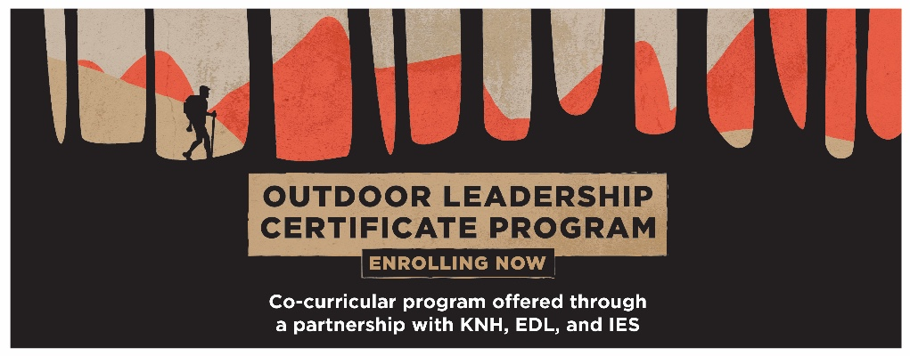 Outdoor Leadership Certificate Program