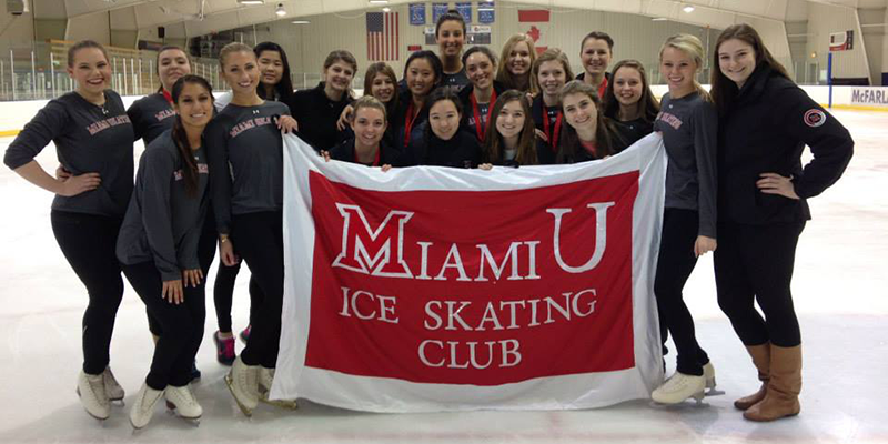 Miami University Ice Skating Club