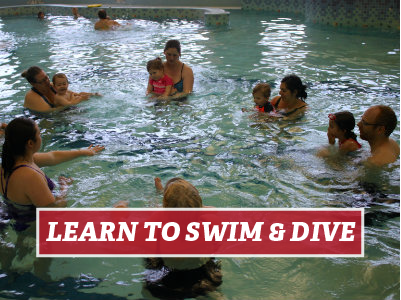 Learn to Swim and Dive