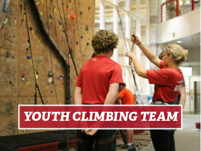 Youth Climbing Team