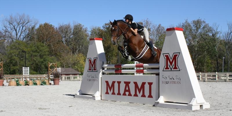 Equestrian Center Miami Recreation Miami University