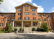 photo of Peabody Hall