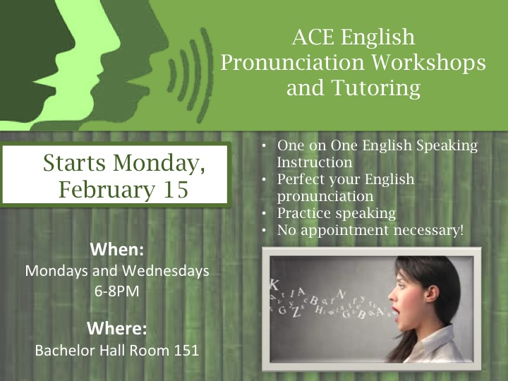 ACE Speaking Tutors