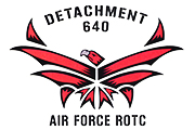 logo of Detachment 640 Air Force ROTC