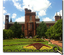 enlarged photo of Smithsonian Institution
