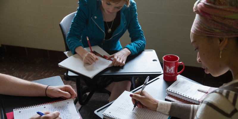 Creative Writing Classroom