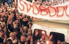 1989 revolutions in czechoslvakia