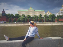 Emily in Moscow