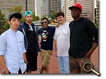enlarged photo of SUSI interns