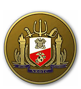 logo of Miami University Naval ROTC