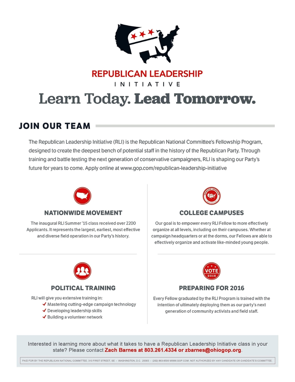 Republican Leadership Initiative