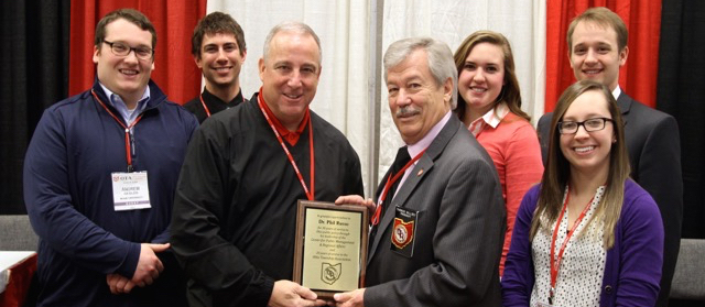 OTA Service Award