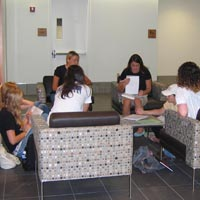 Academic Advising session