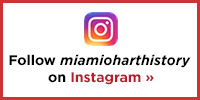 Follow miamioharthistory on Instagram