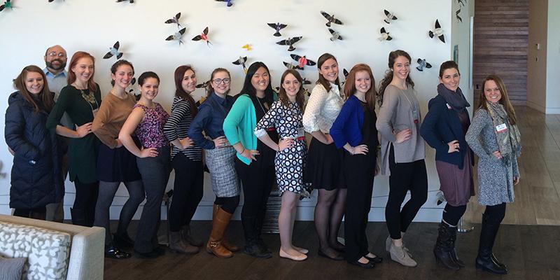 CCA scholars trip to Indianapolis