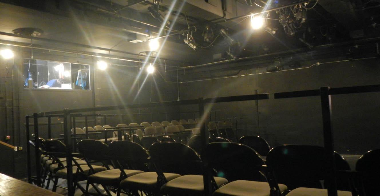 Studio 88 interior