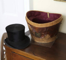 Peter Bruner Hat Box