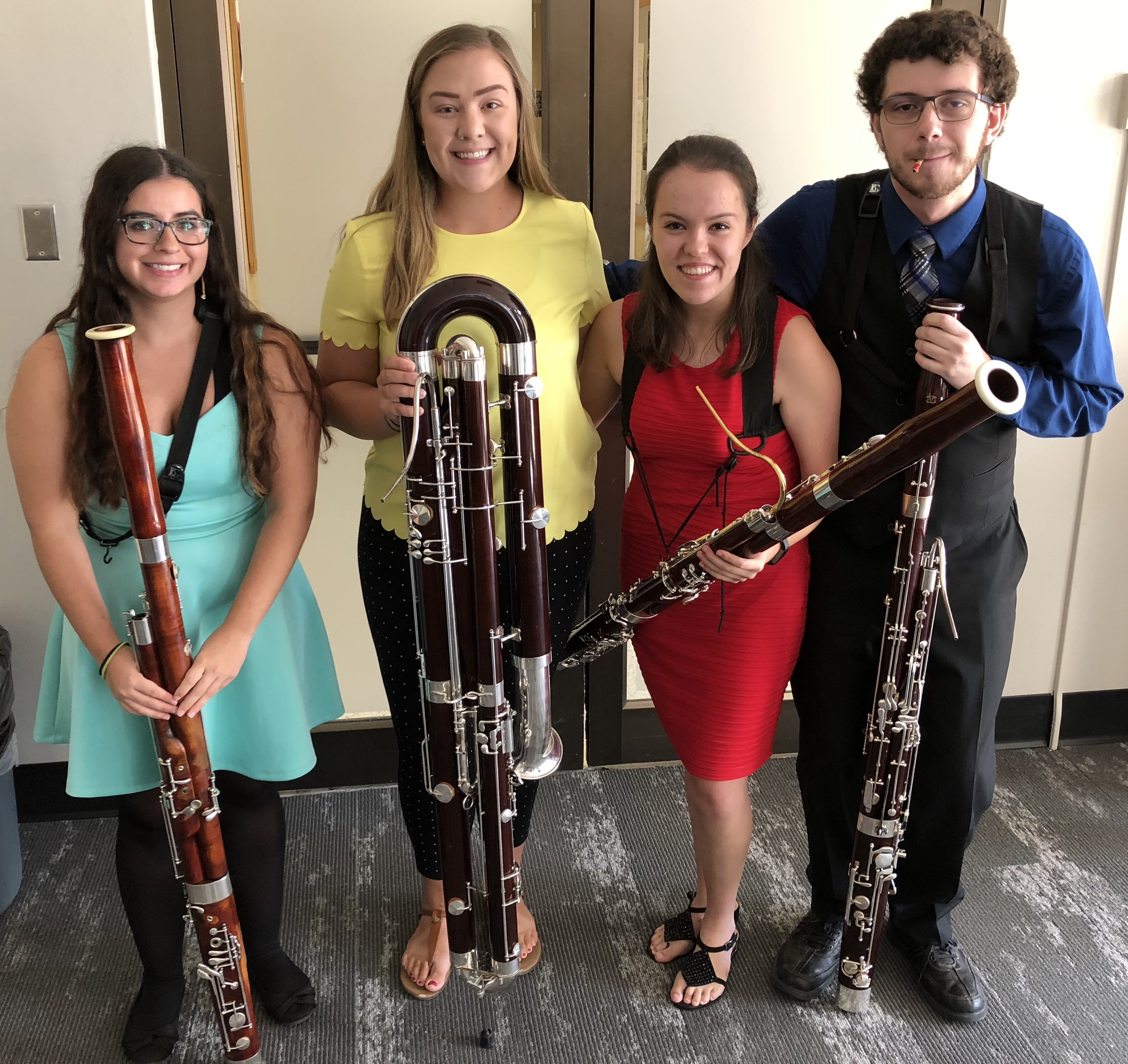 The Miami Bassoon Quartet