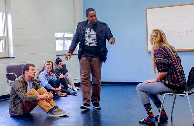 Audition Workshop with Miami Acting Class