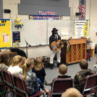 Brushy One String at Talawanda Middle School