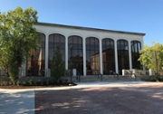 The Center for Performing Arts, home of the Department of Theatre