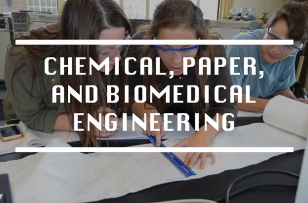 Chemical, paper, and biomedical engineering photo