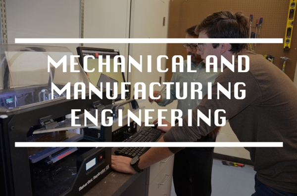 Mechanical and manufacturing engineering photo