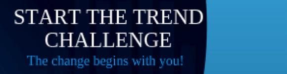 Start the Trend logo