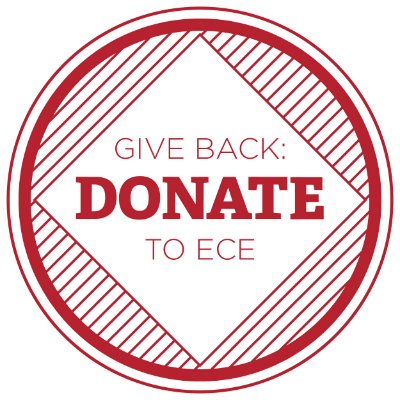 Give Back: Donate to ECE