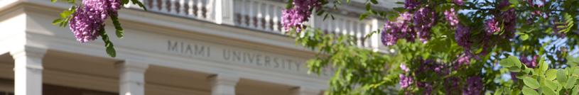 Miami University's Campus