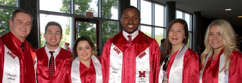 EHS graduates