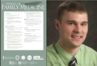 The Annals of Family Medicine featuring Dr. Andrew Saultz