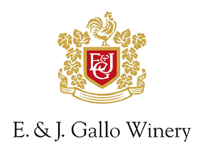 E and J Gallo Winery logo