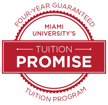Four-year guaranteed tuition program: Miami University's Tuition Promise