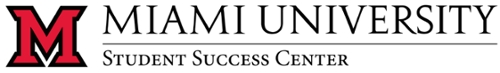 Miami University Student Success Center logo