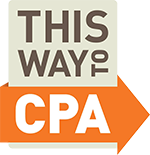 This Way to CPA logo