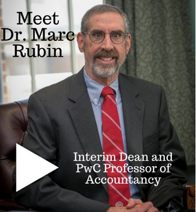 Meet Marc Rubin, FSB Interim Dean