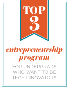 Top 3 Entrepreneurship program for undergrads who want to be tech innovators