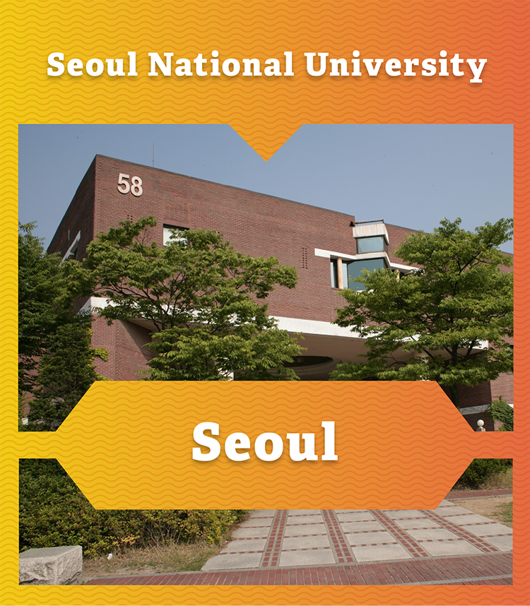 Seoul University in Korea