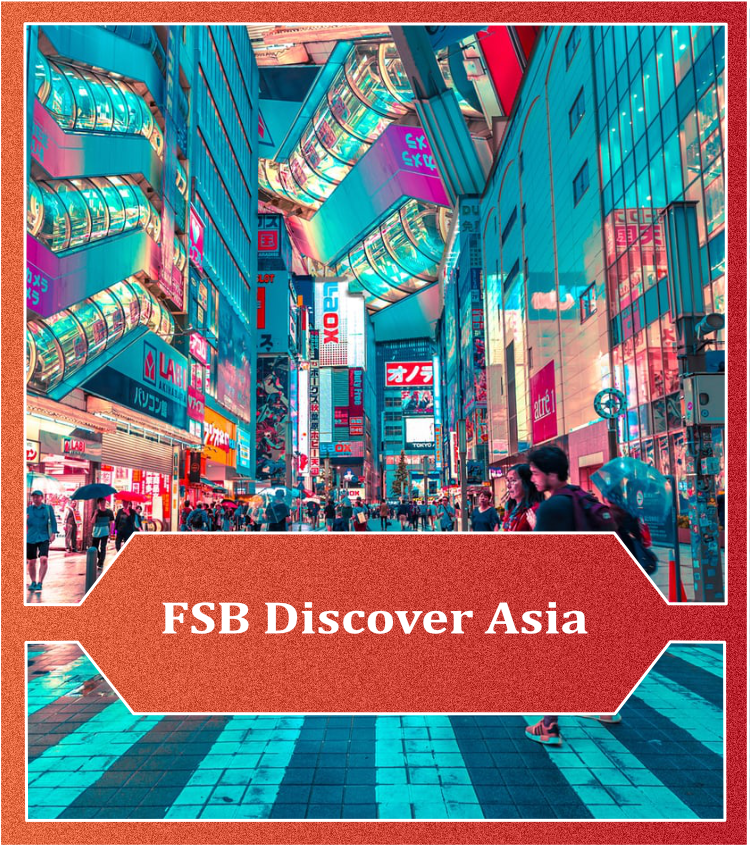 FSB Asian Economic Markets - a colorful, historical building in Seoul