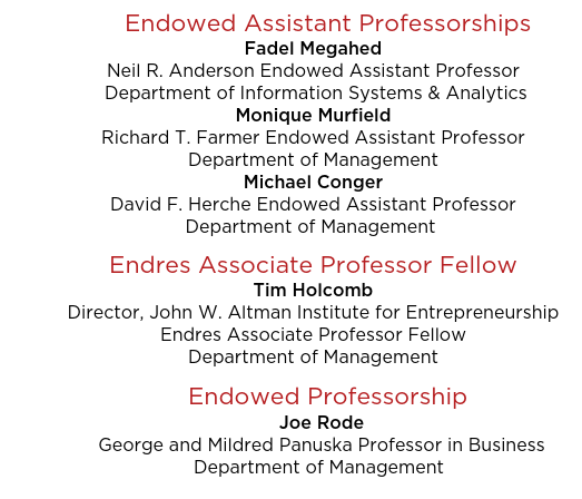 Farmer School of Business - Miami University