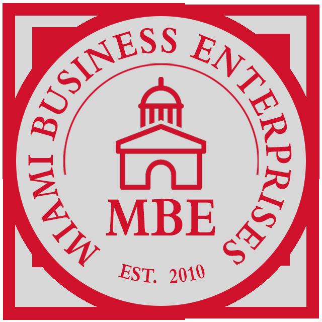 MBE logo