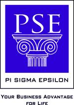 Pi Sigma Epsilon logo