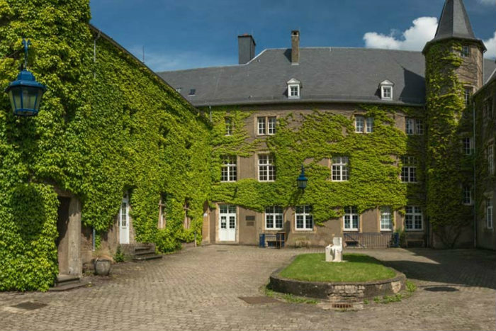 Luxembourg Chateau