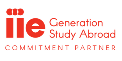GSA Partner Logo: IEE Generation Study Abroad Commitment Partner